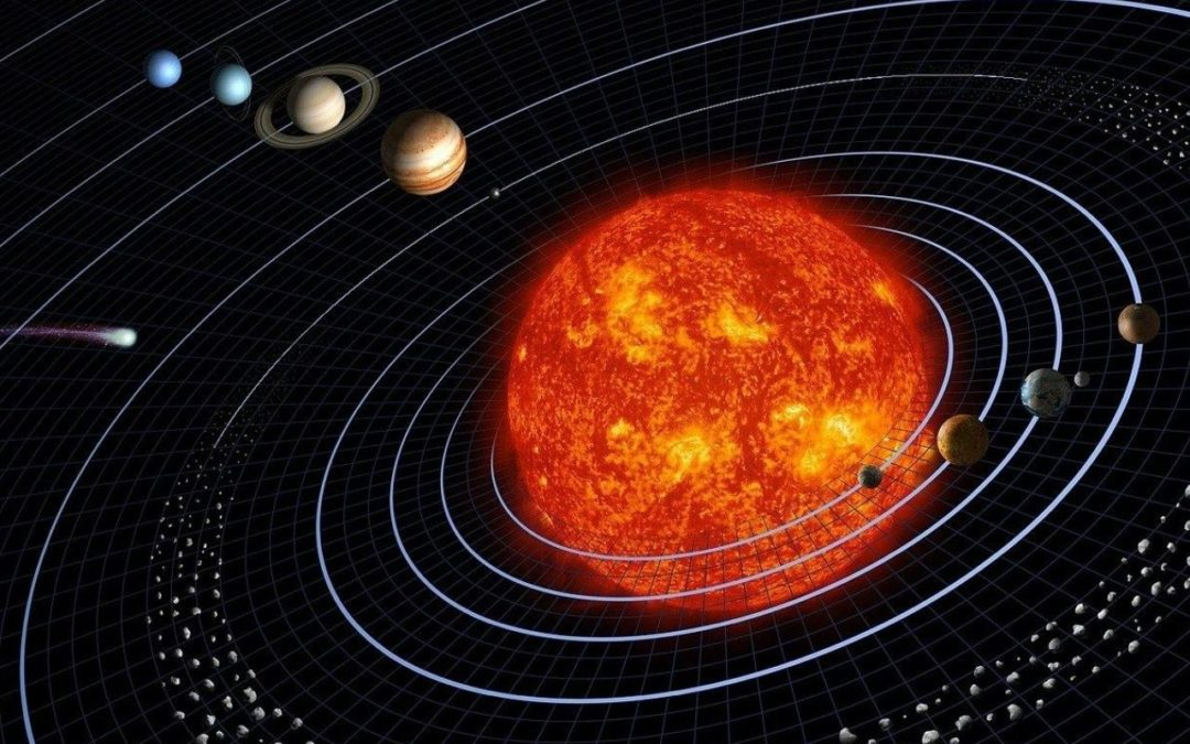 Los planetas y su posición en la carta natal